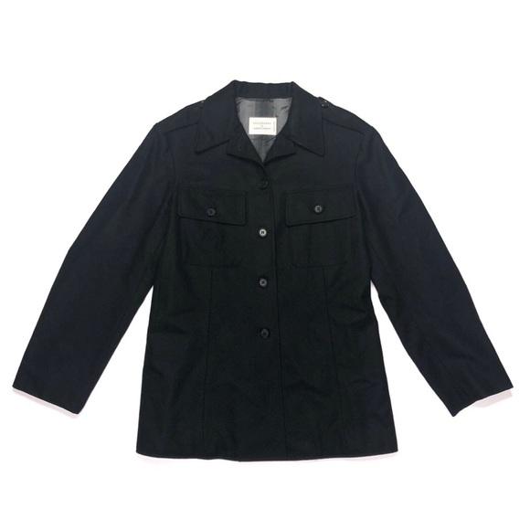Philosophy di Alberta Ferretti Jackets & Blazers - Philosophy di Alberta Ferretti Short Wool Coat